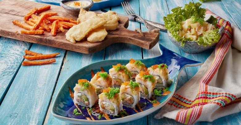 مطعم سومو سوشي آند بينتو يضيف أطباق جديدة إلى قائمة طعامه