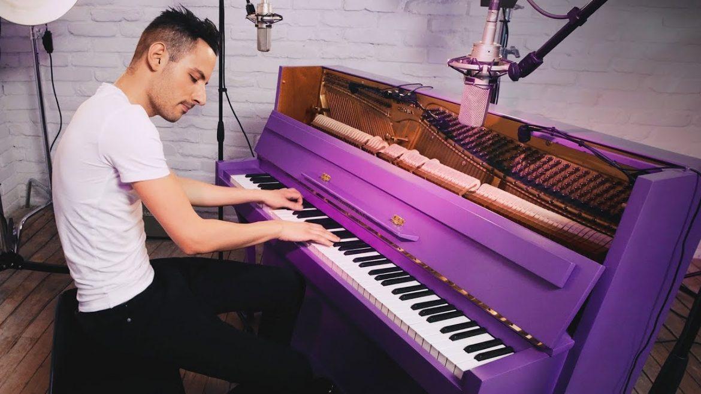 عازف البيانو العالمي بيتر بينس