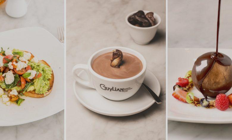علامة جيليان للشوكولاتة البلجيكية تستعد لإفتتاح أحدث مقاهيها في الإمارات