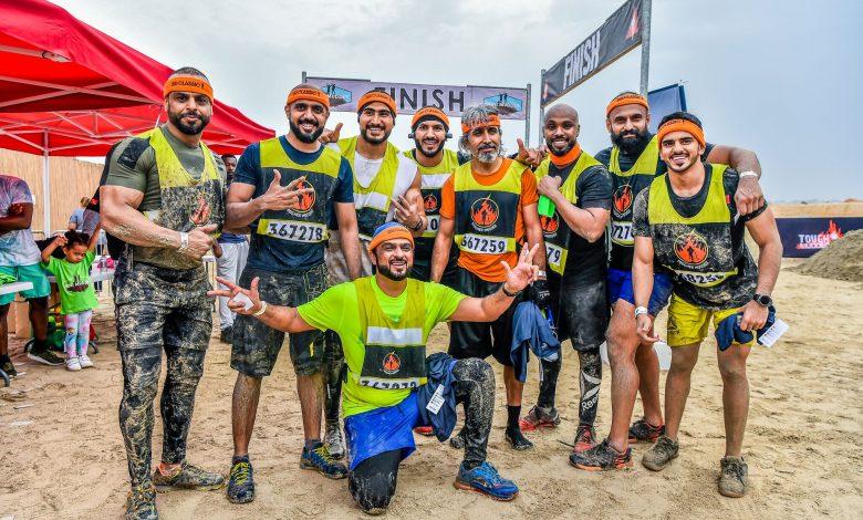 فعاليات مسابقة تحدّي الطين في دبي فستيفال سيتي خلال نوفمبر 2019