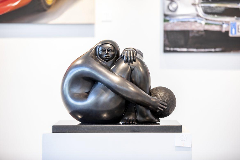 المعرض الفني أوبلونج كونتيمبوراري دبي