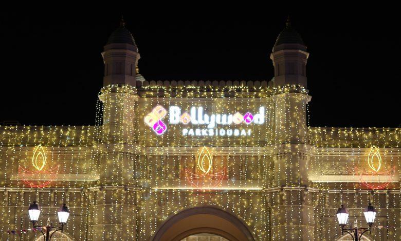 احتفالات ديوالي 2019 المميزة في بوليوود باركس دبي