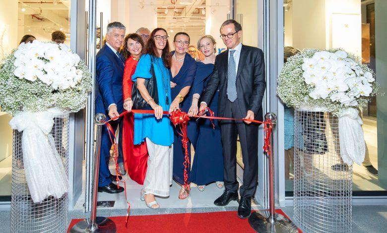 رسمياً إفتتاح المعرض الفني أوبلونج كونتيمبوراري دبي