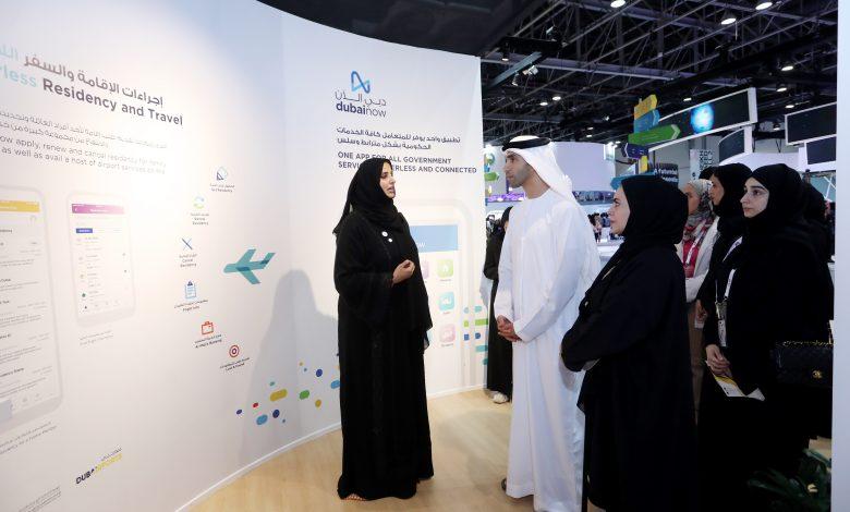 دبي الذكية ومطارات دبي تطلقان خدمة جديدة تضاف الى خدمات تطبيق دبي الآن
