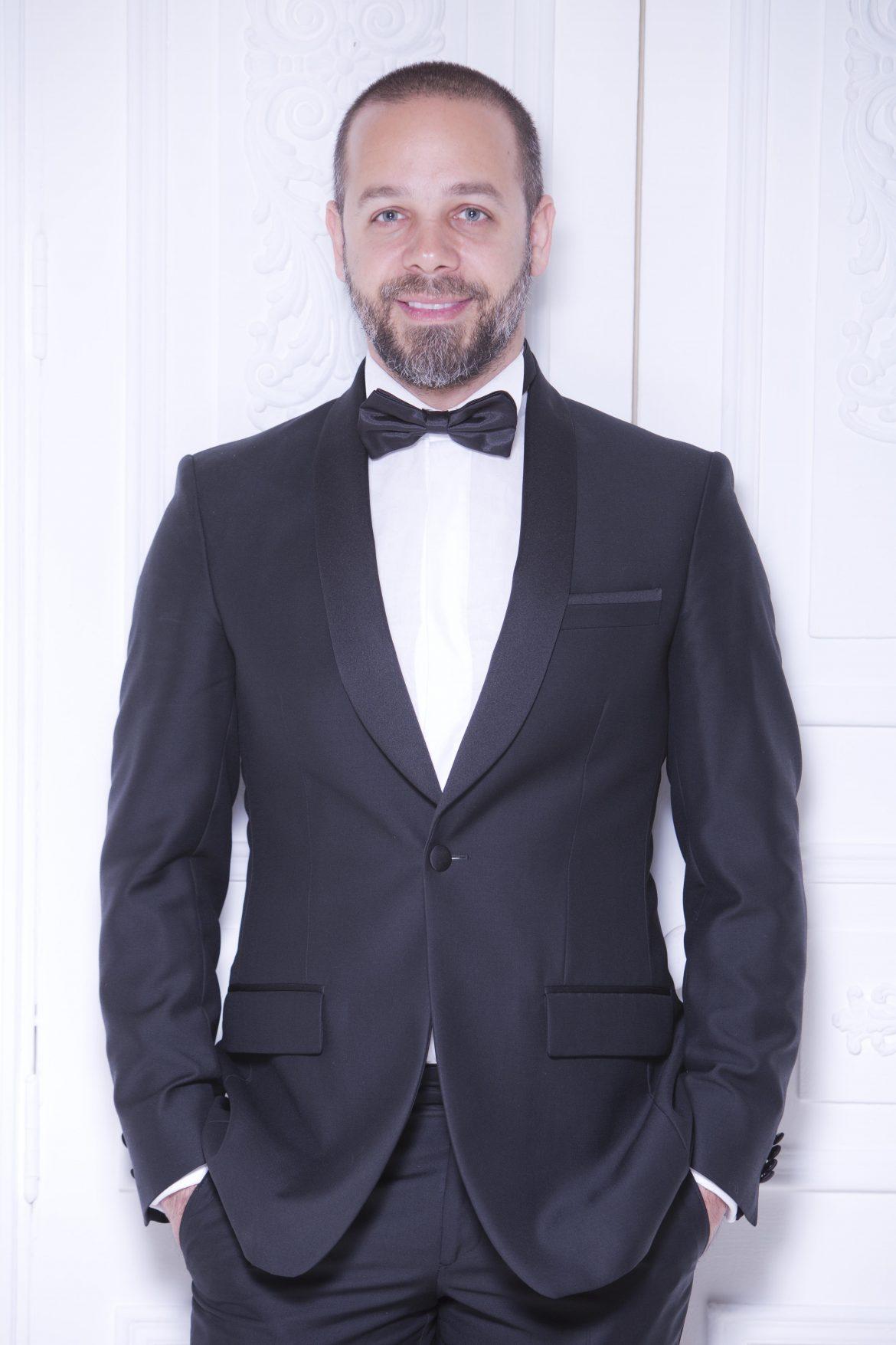 الموزع الموسيقي اللبناني ميشال فاضل