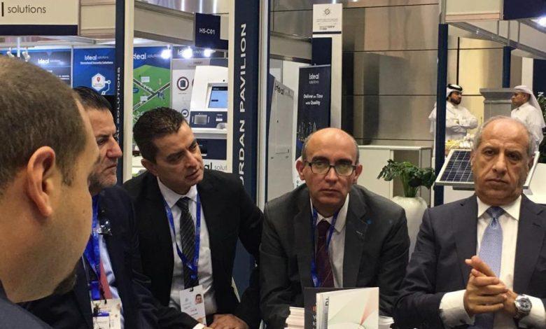 شركة بيوتك Pio-Tech تشارك في مؤتمر ومعرض قطر لتكنولوجيا المعلومات