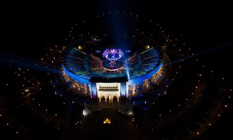 3- Al Majaz Amphitheatre