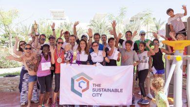 صورة المدينة المستدامة تشارك في النسخة الثالثة من تحدي دبي للياقة 2019