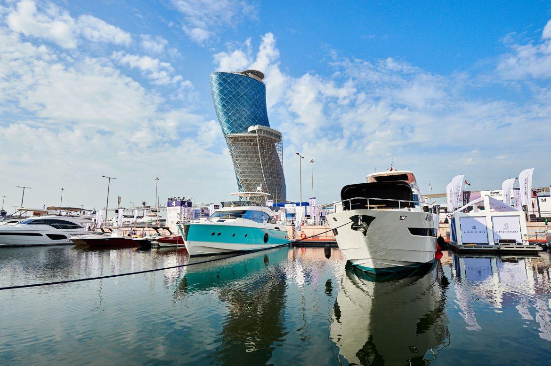 إنطلاق النسخة الثانية من معرض أبوظبي الدولي للقوارب 2019