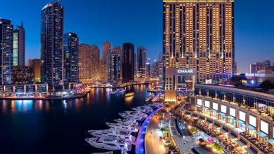 صورة عروض مجموعة إعمار ضمن إحتفالات العد التنازلي لإنطلاق فعاليات إكسبو 2020 دبي