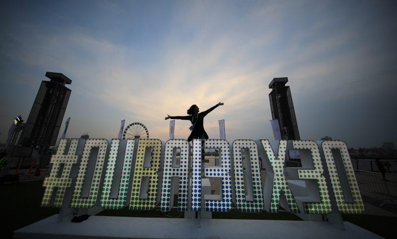 تعرفوا على أهم فعاليات تحدي دبي للياقة 2019