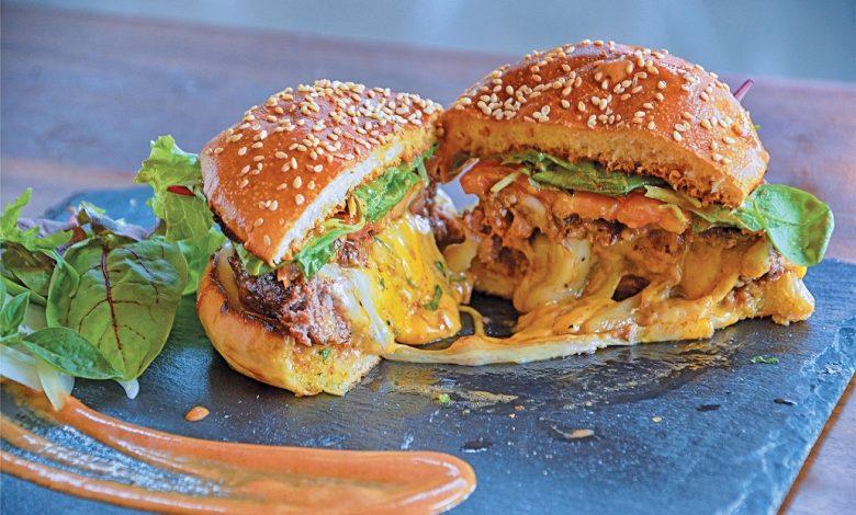 Big Smoke Burger debuts at Reel Cinemas-The Dubai Mall (Smokin Cheese)