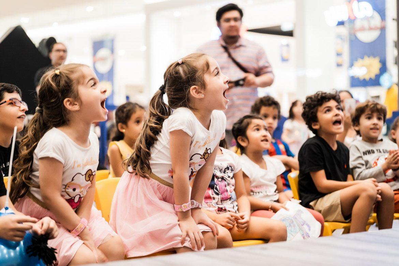 عروض وفعاليات سيتي سنتر معيصم إحتفالاً بعيد الهالوين 2019