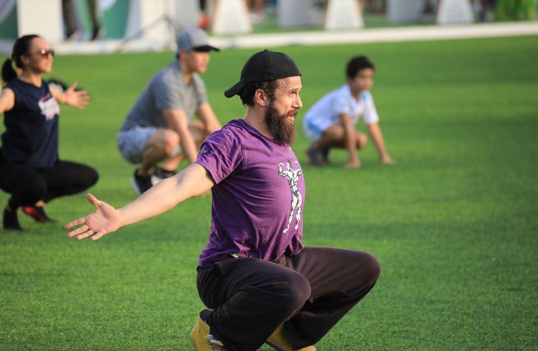 تحدي دبي للياقة