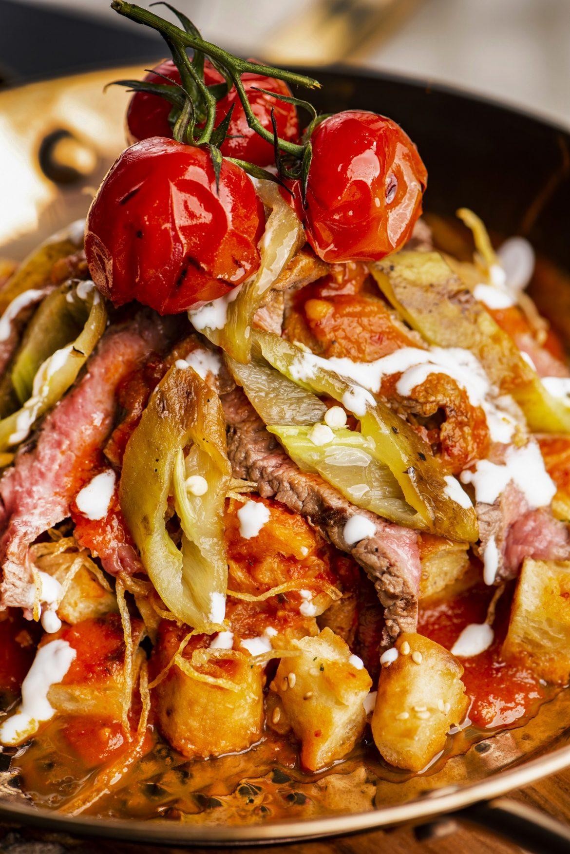 مطعم دورز فريستايل غريل يعلن عن قائمة طعامه الجديدة