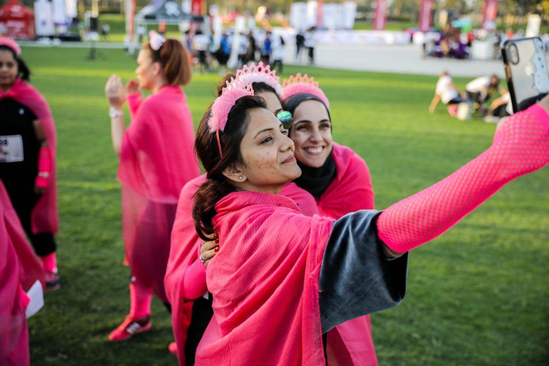 سباق أبوظبي داش للسيدات 2019