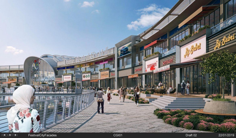دبي فستيفال سيتي مول يستعد لخوض تحسينات واسعة
