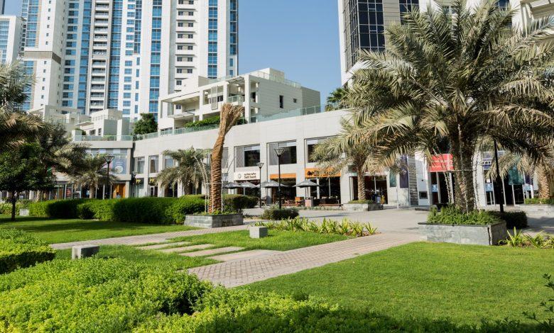 باي أفينيو يشارك في تحدي دبي للياقة 2019