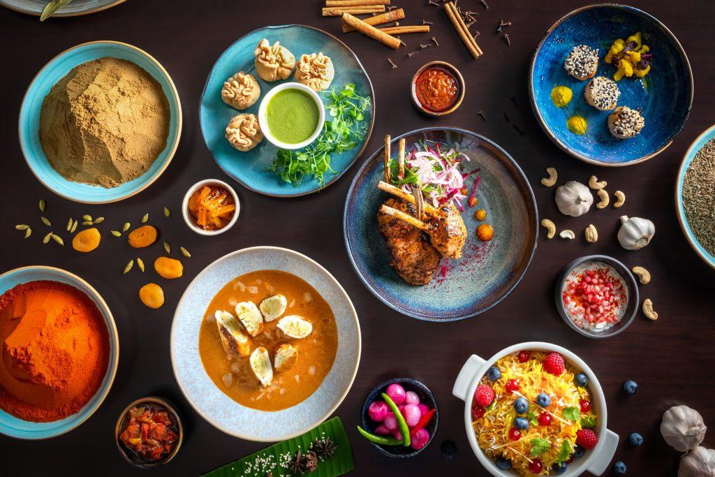 المطعم الهندي كينارا