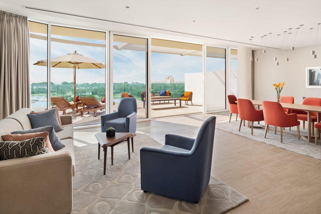 JA Lake View Hotel – One Bedroom Terrace Suite.5