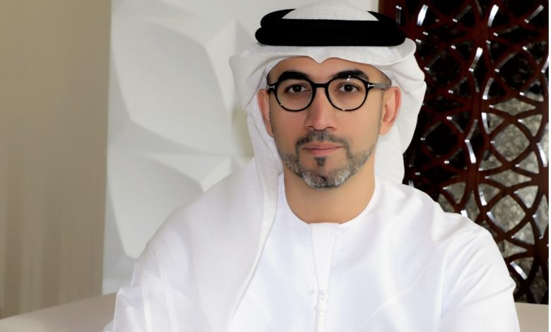 Jamal Al Sharif CEO of Dubai Film and TV Commission,