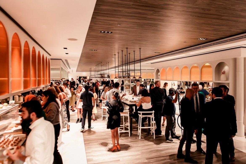 فندق ويستن دبي الميناء السياحي يفتتح تلاثة مطاعم جديدة