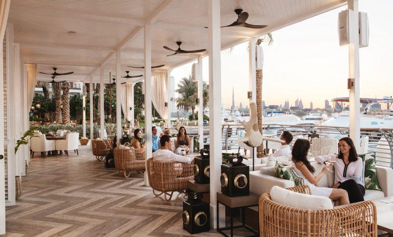مطعم NOÉPE يقدم برنش لوبستر بيك للمأكولات الساحلية