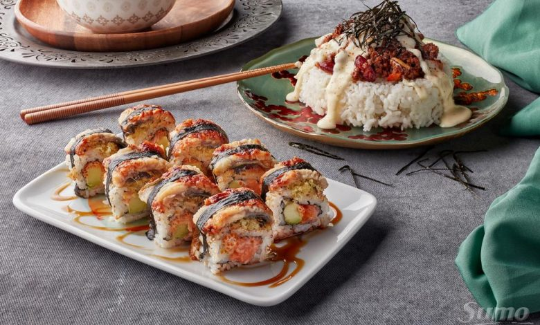 سومو سوشي آند بينتو يكشف عن قائمة طعامه لموسم الشتاء