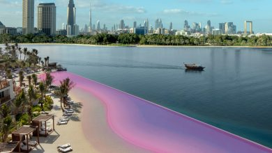 Photo of بحيرة اللاجون تدعم حملة التوعية بسرطان الثدي بأسلوب مذهل