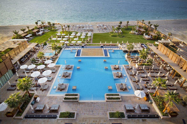 فندق ريكسوس بريميوم دبي يطلق باقة الطعام الجديدة أول إن