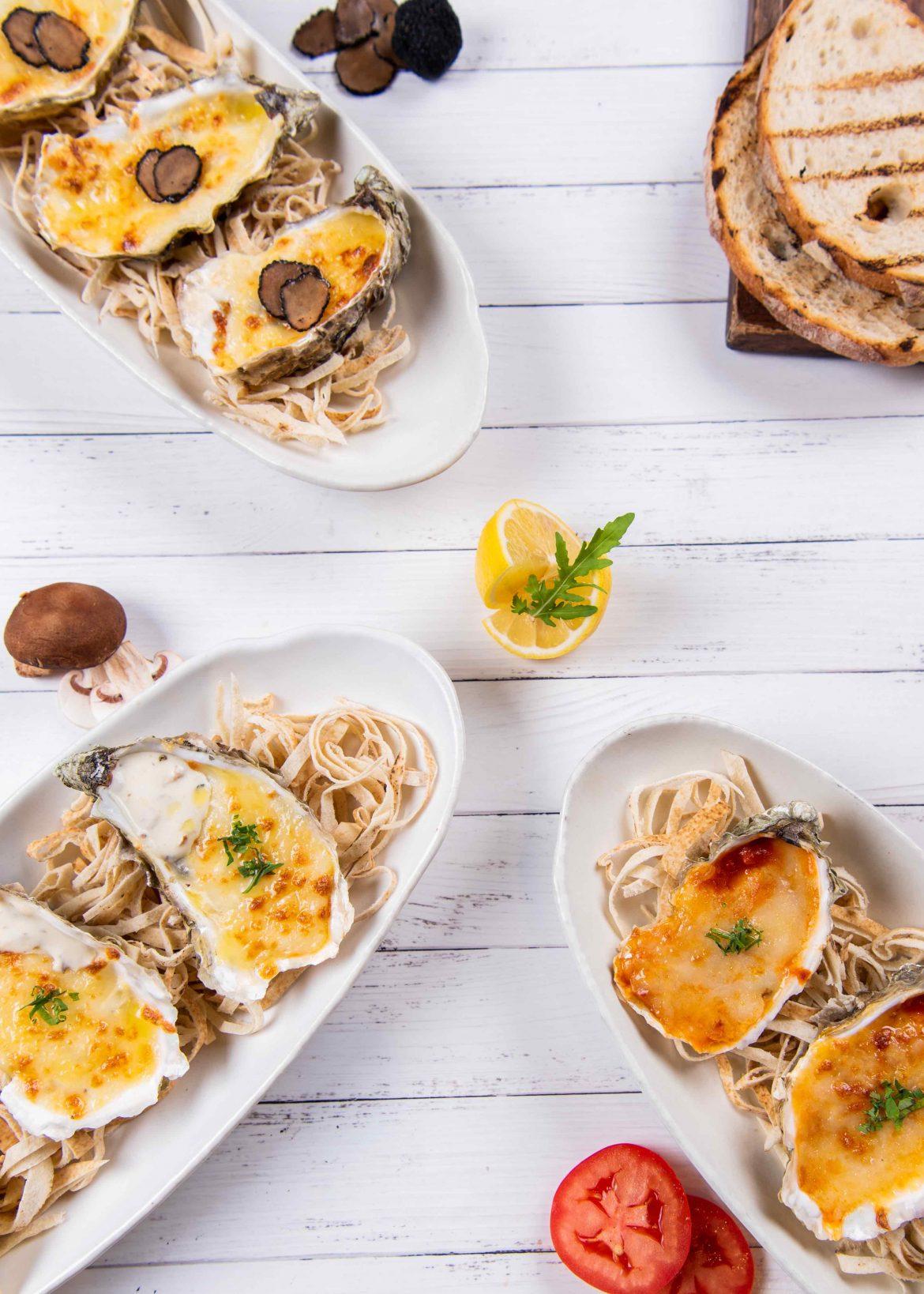 قائمة طعام جديدة لعشاق المأكولات البحرية