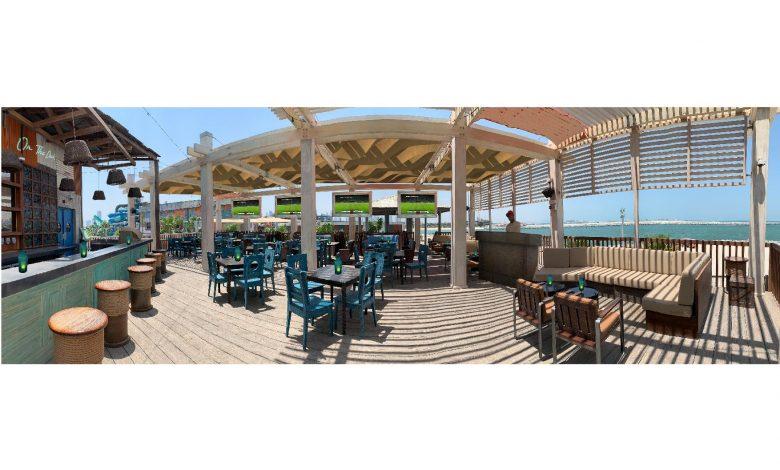دبي تستعد لإحتضان ركن المشروبات الشاطئي ذا بانجلو من ليفيت