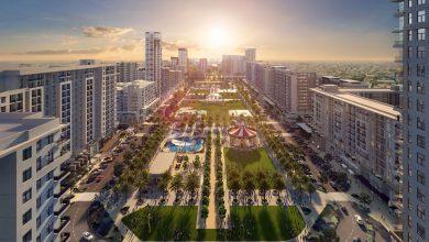 صورة لا تفوتوا حضور حفل إفتتاح حديقة تاون سكوير بارك في دبي