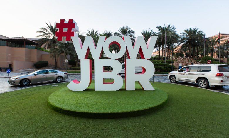 فعالية واو جي بي آر بدورتها التالثة في دبي إحتفالاً بالهالوين 2019