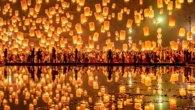 Photo of تايلاند تحتضن مهرجانين تاريخيين خلال شهر نوفمبر 2019
