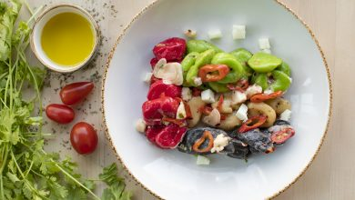 Photo of مطعم كوباستا يقدم أطباق لذيذة بألوان علم الإمارات إحتفالاً بالإتحاد