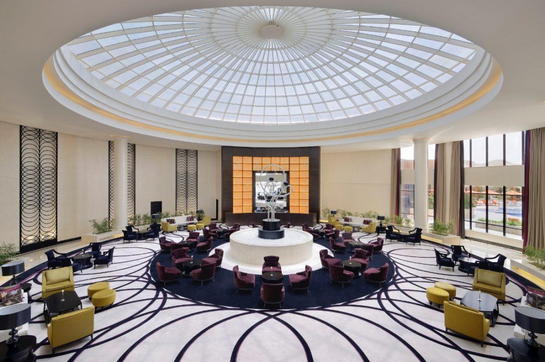أول فندق من علامة فوكو فئة خمسة نجوم في السعودية