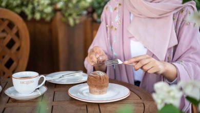 Photo of مطعم أنجلينا باريس يقدم أربع نكهاتٍ جديدة من حلوى مون بلان