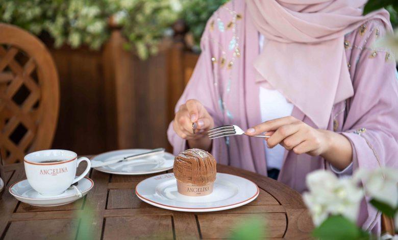 مطعم أنجلينا باريس يقدم أربع نكهاتٍ جديدة من حلوى مون بلان