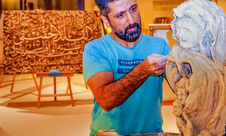 معرض فني يحتفي بروح الإتحاد في منتجع وفيلل السعديات روتانا