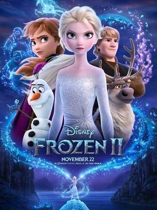 الجزء الثاني من فيلم ملكة الثلج