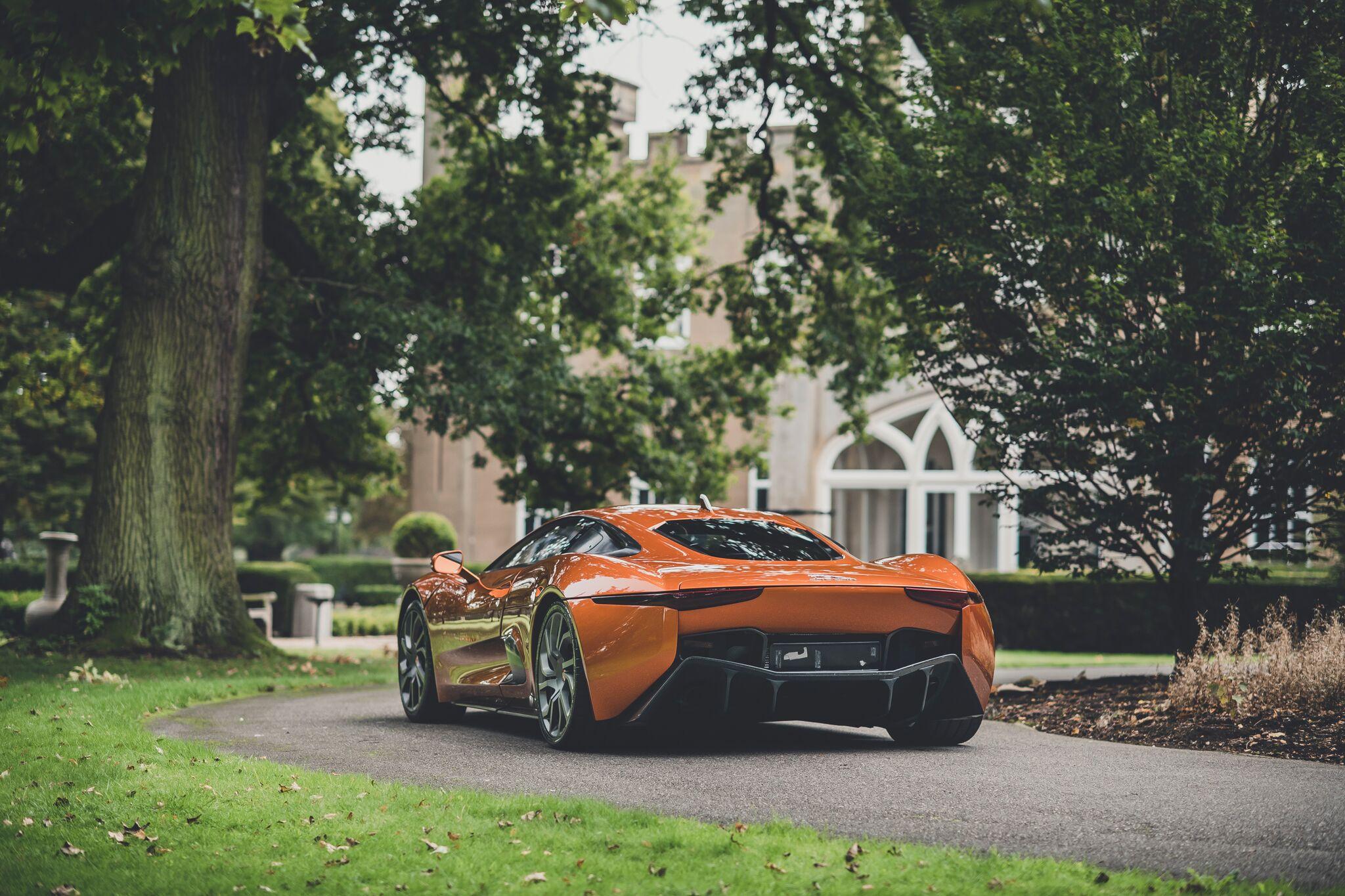 سيارة جيمس بوند الكلاسيكية
