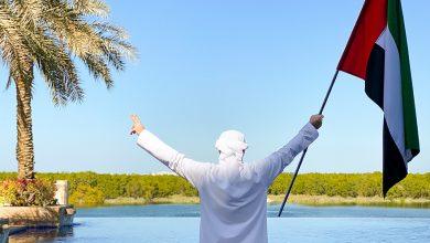صورة عروص فندق أنانتارا القرم الشرقي إحتفالاً باليوم الوطني الإماراتي ال 48