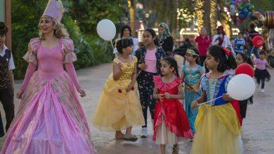 Photo of حدائق المنتزه تحتفل بعيدها الـ40 بطريقة أسطورية