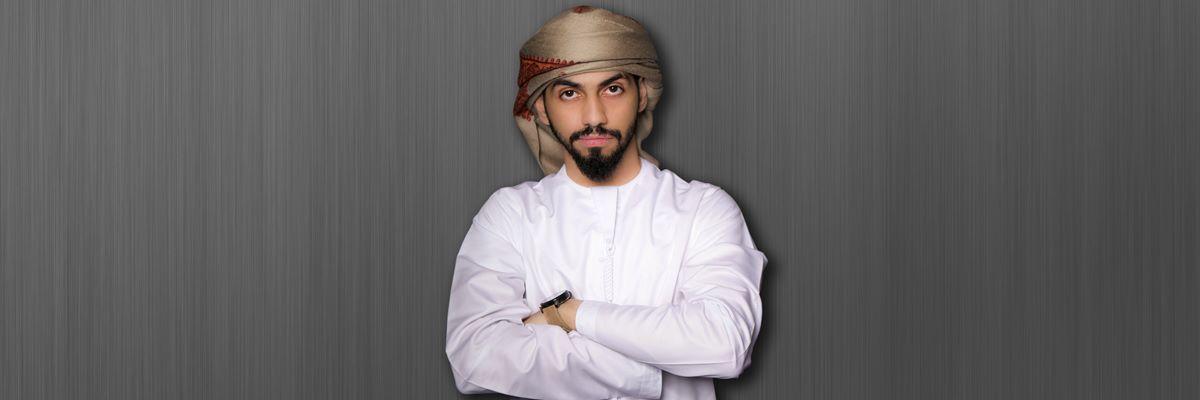 الفنان الإماراتي محمد الشحي