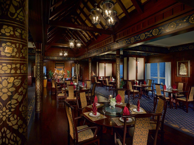 مطعم بينجارونغ التايلاندي