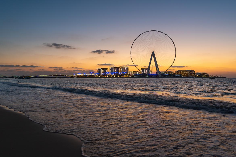 بلوواترز دبي