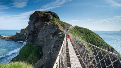 صورة أفضل 5 طرق لإستكشاف جزيرة أيرلندا الخلابة