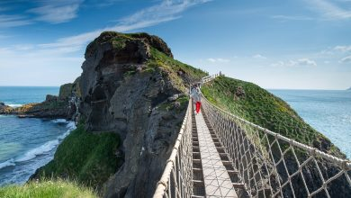 Photo of أفضل 5 طرق لإستكشاف جزيرة أيرلندا الخلابة