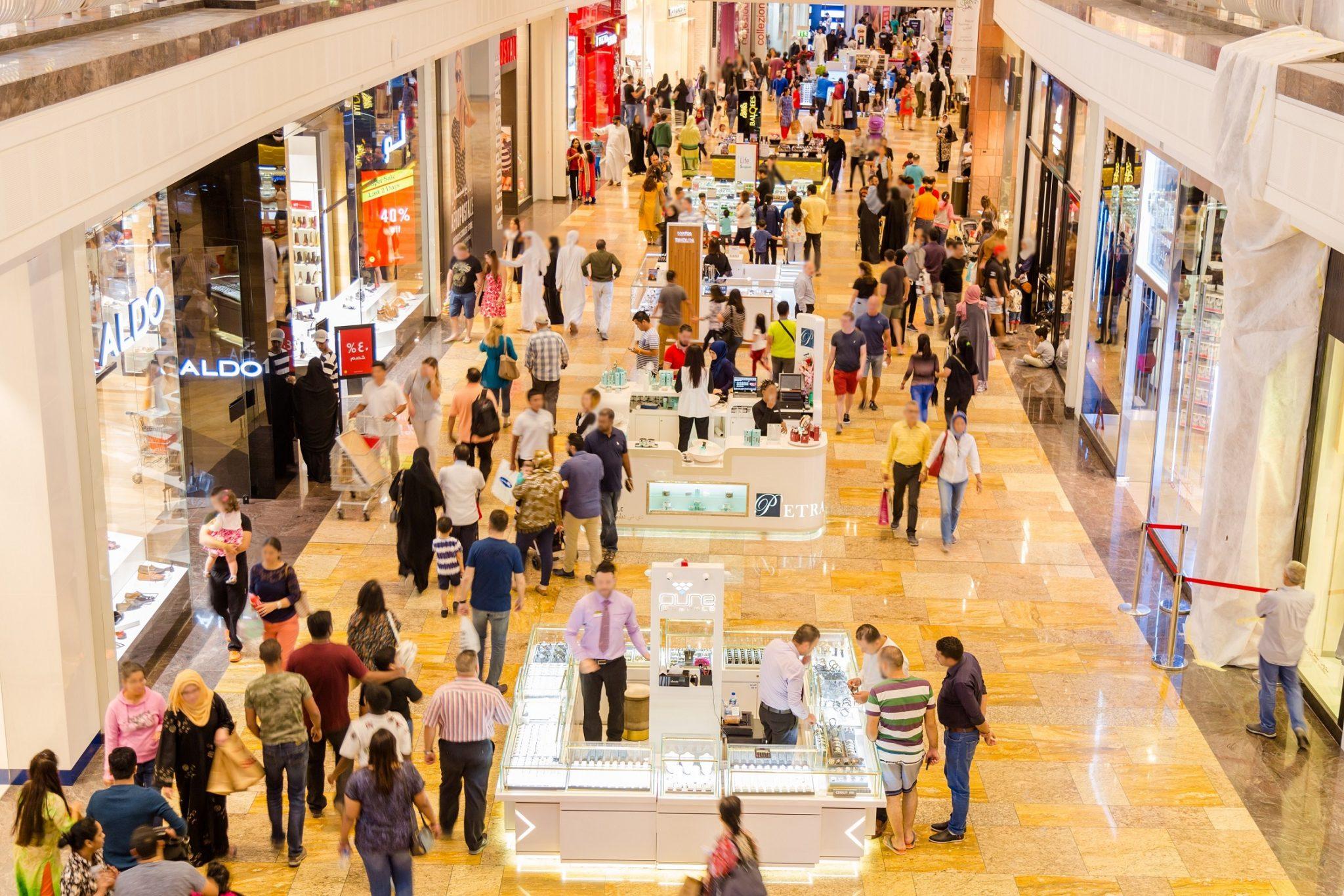 تخفيضات الجمعة البيضاء في دبي فستيفال سيتي مول